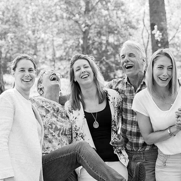 ONE BIG HAPPY FAMILY - familiefotografie Almere